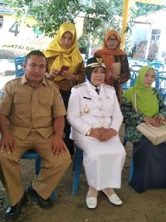 Usai Dilantik, Wakil Bupati Lombok Barat Gelar Open House Untuk Warga