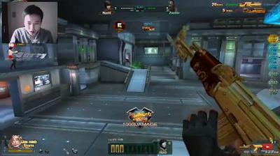 [JerryGaming] Ak47 Gold trở lại với bắn zombie