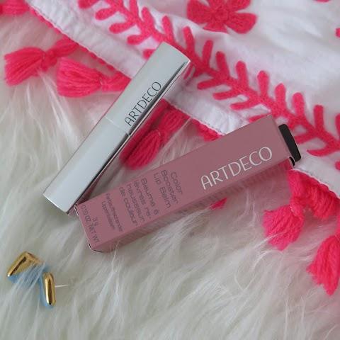 ARTDECO Color Booster Lip Balm Atspalvį keičiantis lūpų balzamas 8 nude*
