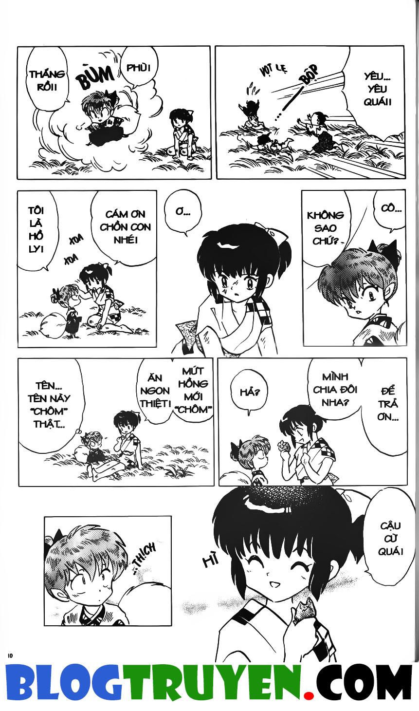 Inuyasha vol 21.1 trang 9