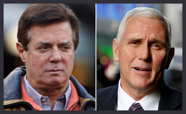 Paul Manafort - Mike Pence