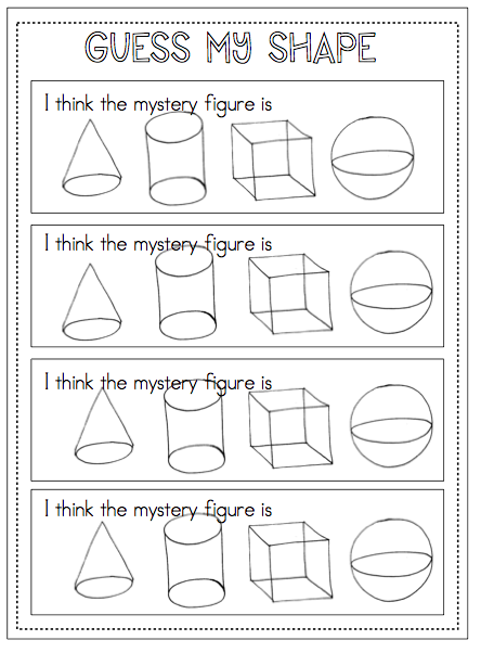 Joyful Learning In Kc Three Dimensional Shapes