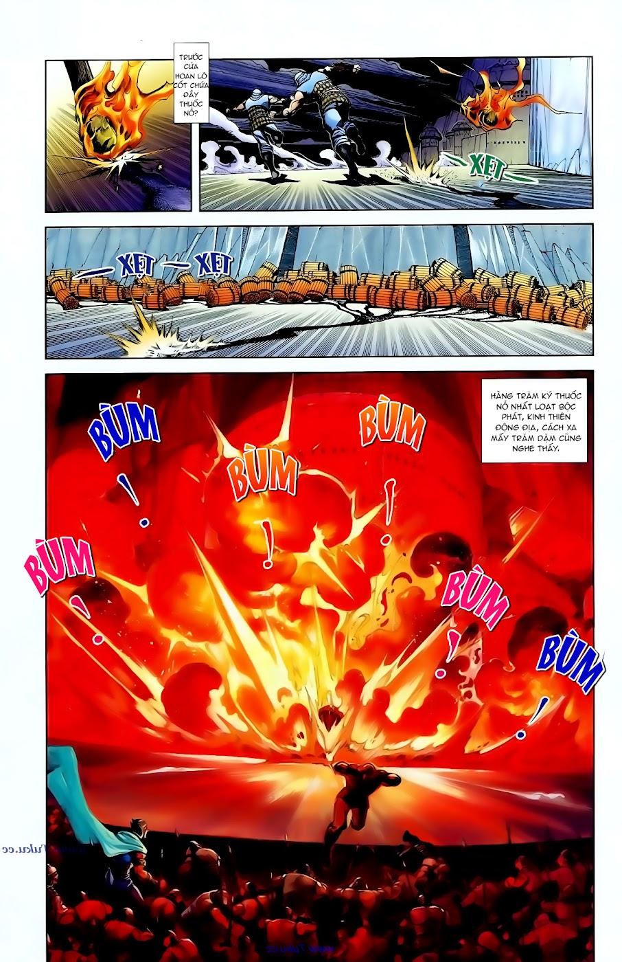 Cơ Phát Khai Chu Bản chapter 96 trang 29