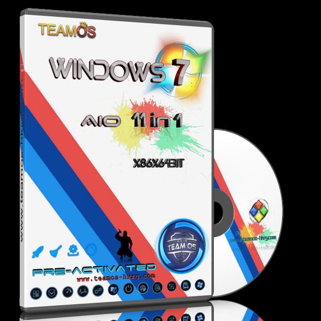 Windows 7 aio torrent