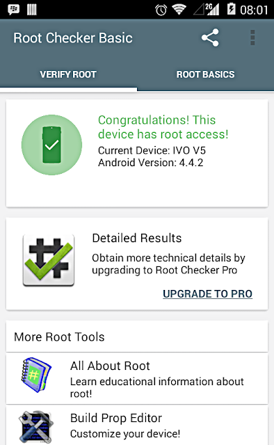 How To Root IVO V5 Without PC