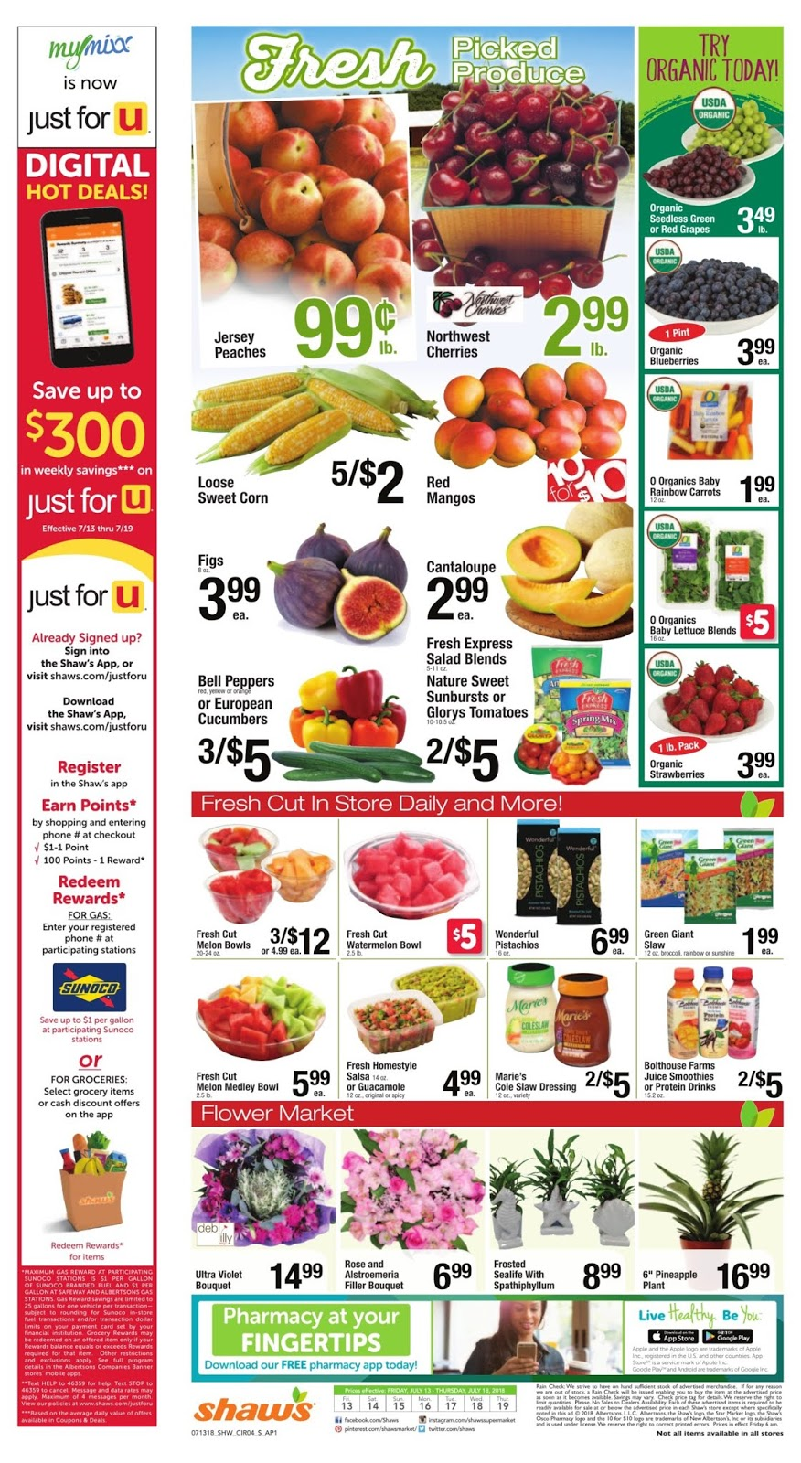 D W Weekly Ad