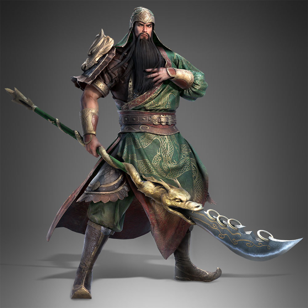 zhang fei dynasty warriors 8 - photo #15