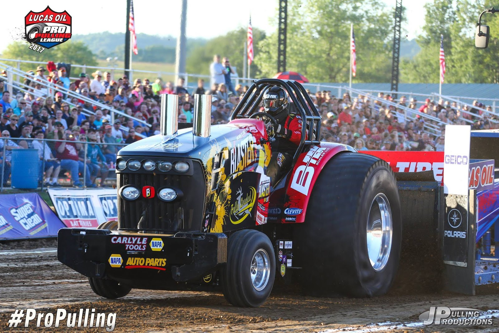 Super Pro Stock Pulling Tractor : Tractor pulling news pullingworld lucas oil pro