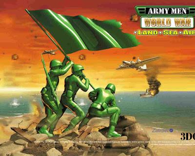 tải game lính nhựa, game chú lính nhựa, dowload lính nhựa, dowload game người lính nhựa, lính nhựa, Army Men: RTS