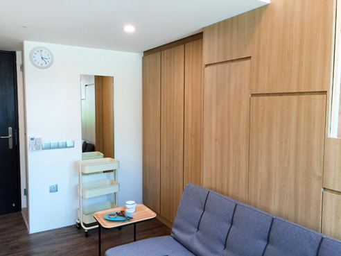 One Tree at Outram Loft Suites - Wardrobe