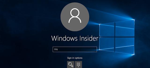 Màn hình đăng nhập Windows 10 hỏi mật khẩu