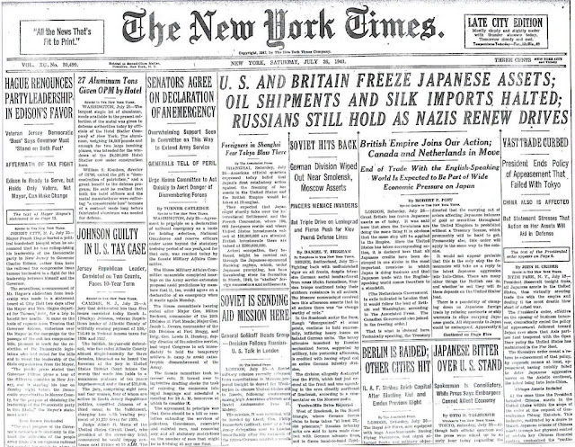 NY Times, 26 July 1941 worldwartwo.filminspector.com