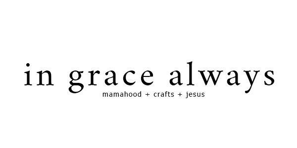 in grace always