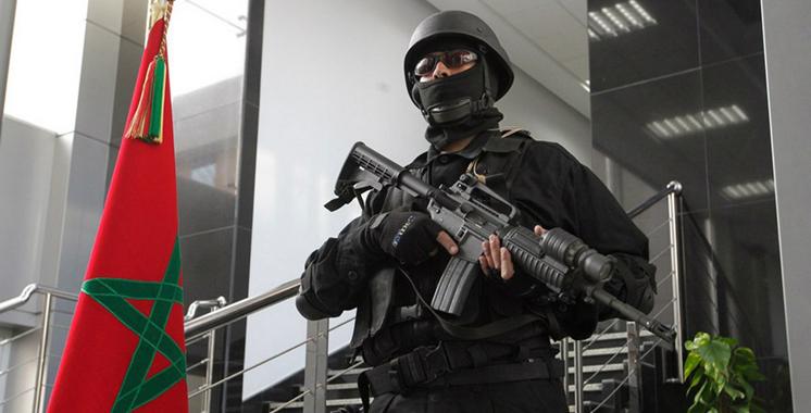 Le Maroc va mobiliser 50 000 policiers pour la fin d'année.