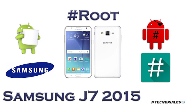 Root J7 2015 Android 6
