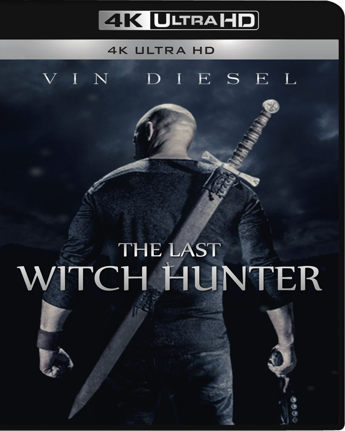 The Last Witch Hunter [2015] [UHD] [2160p] [Latino]