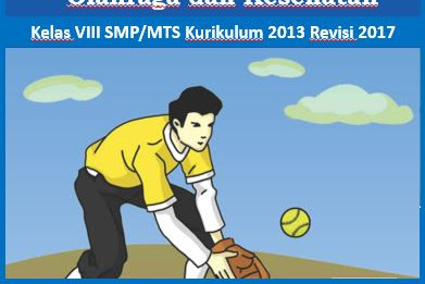 Download RPP PJOK  Kelas VIII SMP/MTS Kurikulum 2013 Revisi 2017