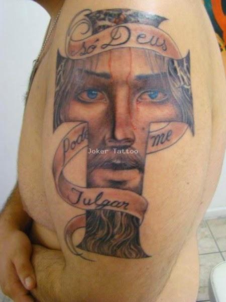 Imagens Jesus Cristo Tatuagens