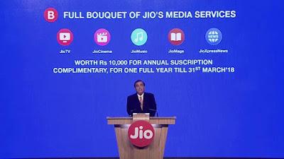 Jio prime membership jio app access