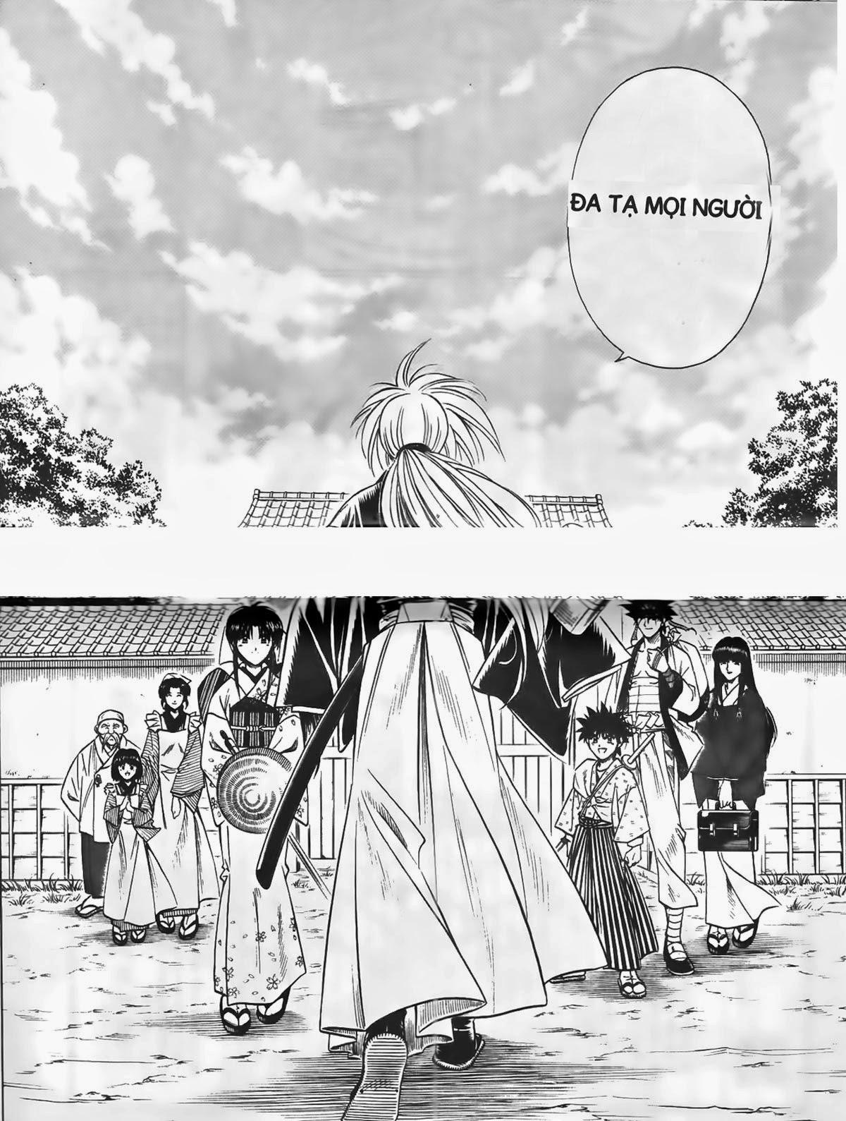 Rurouni Kenshin chap 151 trang 16