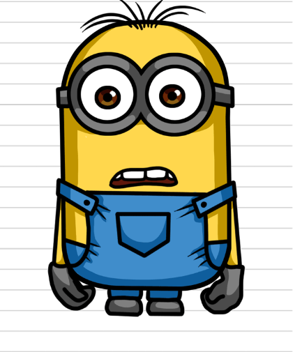 Tutorial Menggambar Minion Part 1 Goyang Pensil