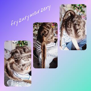 warkocze-sylwester 2017-konski ogon-kucyk-upiecie-fryzura na sylwestra-modne upiecie-sylwester2018-jak sie uczesac na sylwestra