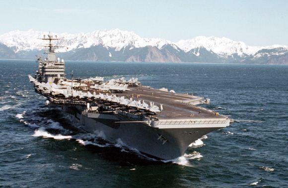 USS Abraham Lincoln (Kelas Nimitz)