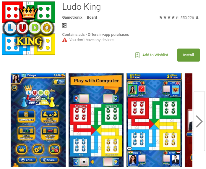 Download Latest Ludo King 24 APK For Android - Ludo Apk