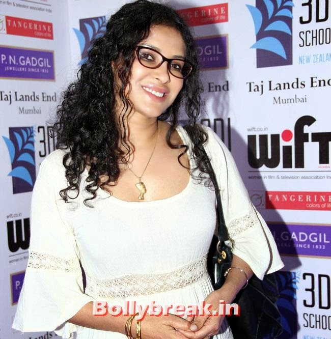 , Pallavi Sharda, Masumeh Makhija at WIFT National Women Achievers Awards 2014