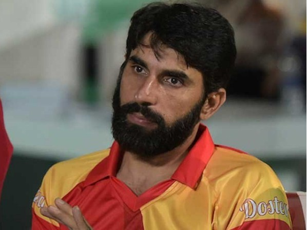 Misbah ul Haq out of P.S.