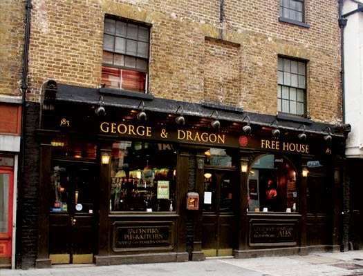 The George and Dragon Acton