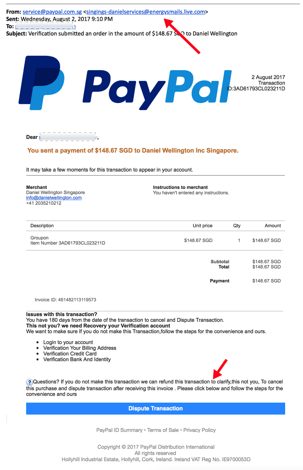 Paypal E-Mail AdreГџe Г¤ndern