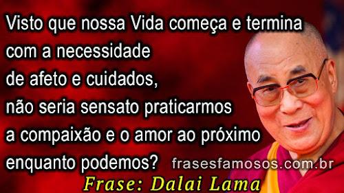 dalai lama, frases vida