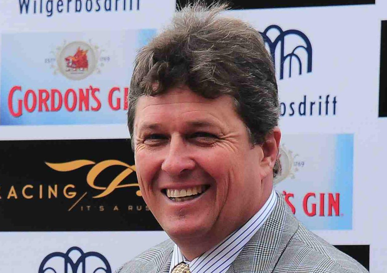 Horse Racing trainer Brett Crawford