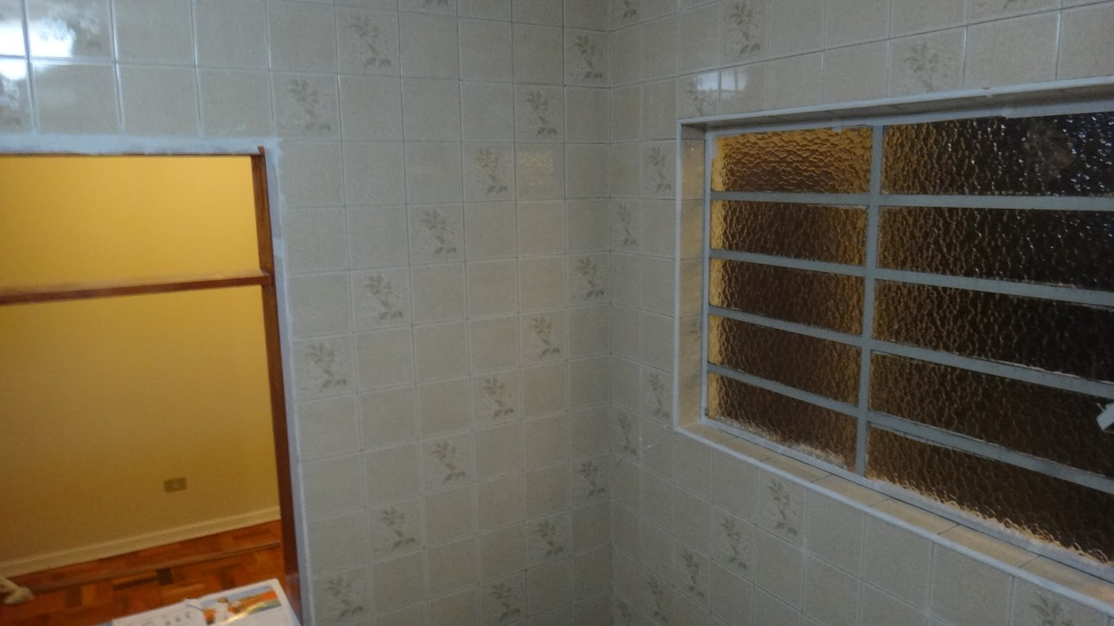 E se esta casa fosse minha sos cozinha pintando - Pintar azulejo ...