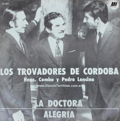 Los trovadores de Córdoba