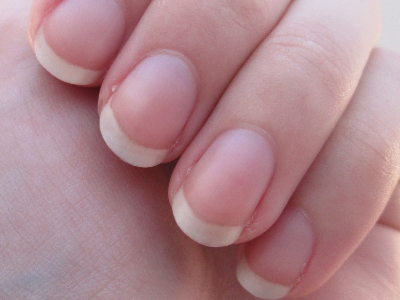 Ever Wondered What The Half Moon Shape On Your Nails Mean ...