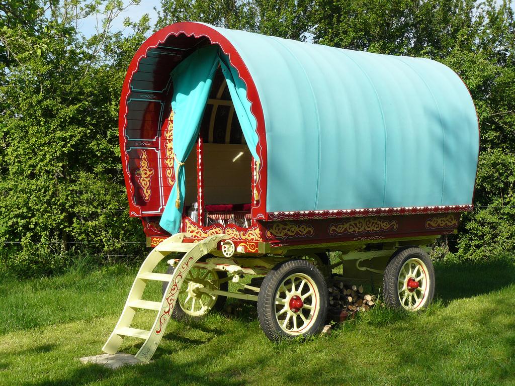 Backyard Decorating Ideas Home The Vardo Gypsy Wagon On Pinterest Gypsy Caravan Gypsy