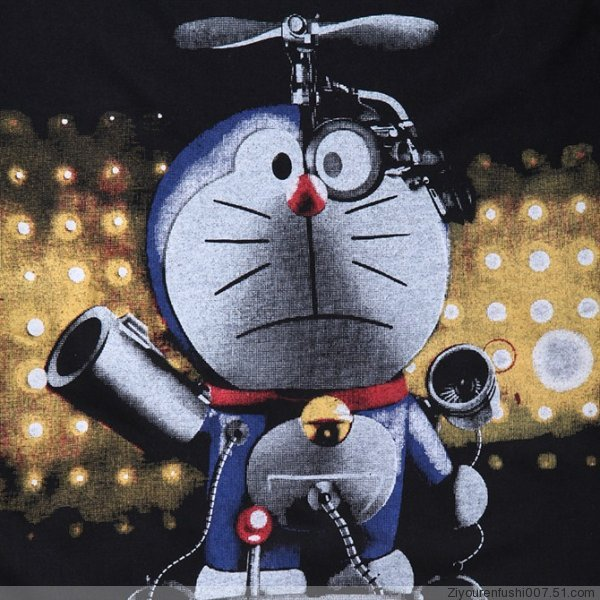 Doraemon Real: Doraemon X STAY REAL Dream Fighter Tee