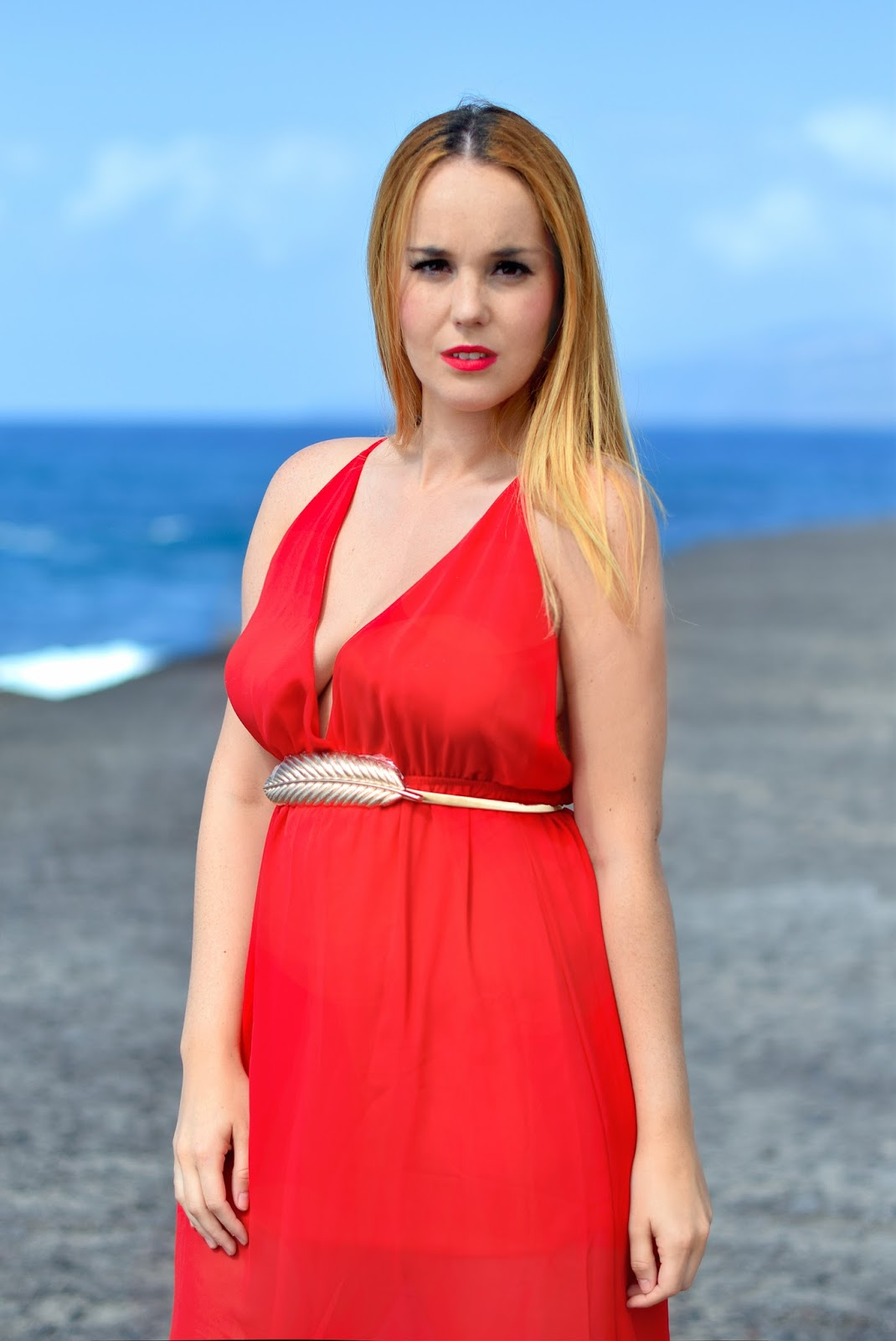 nery hdez, long dress, elitefashion99, dresslink, long dress, red dress