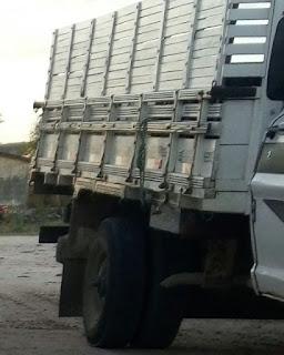 Picuiense é assaltado quando viajava para a Ceasa em Campina Grande; caminhonete foi roubada