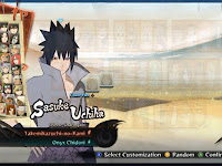 Download Naruto Senki MOD NSUNS4 RTB Full Character Naruto Game Naruto Android