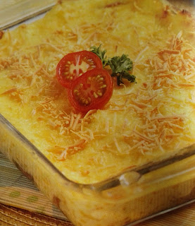 Gambar Resep Papperoni Cheese Saus Mornay