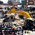 School Building Collapses In Nigeria — Close To A Dozen School Children Reported Dead So Far!!!