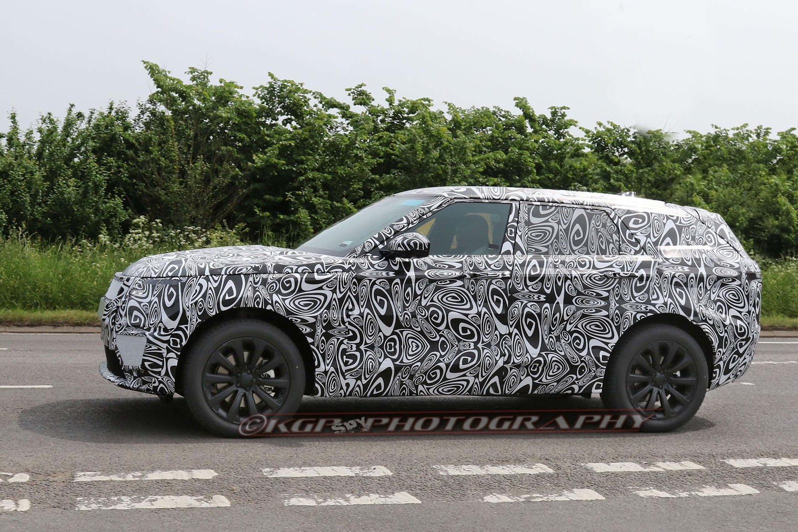 Range Rover Sport Coupe 2018