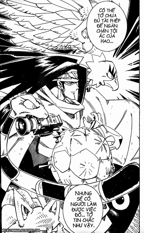 Shaman King [Vua pháp thuật] chap 141 trang 16