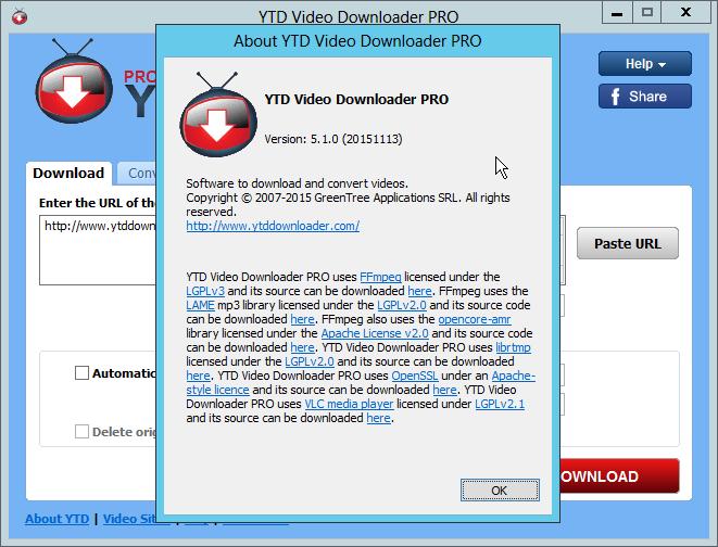 youtube er (ytd) pro v5.3.0.1 crack