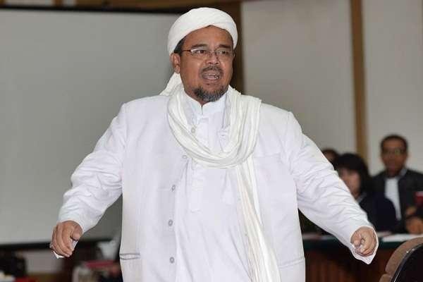Anggap Suasana Belum Kondusif, Habib Rizieq Shihab Batal Pulang ke Indonesia