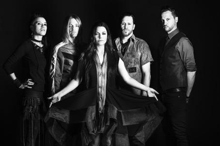 [Conciertos] Evanescence confirma nuevas fechas 2017