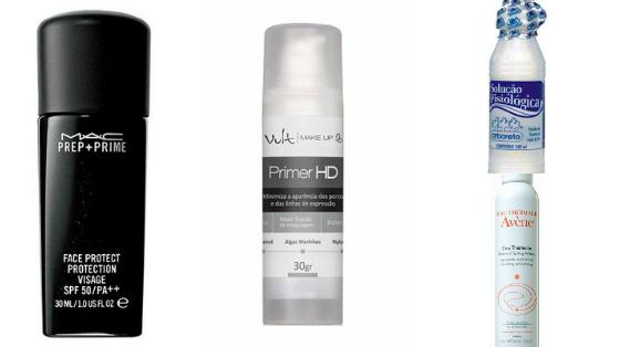 produtos maquiagem de verao